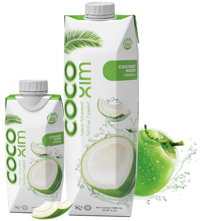 best organic coconut water