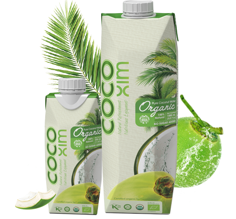 Where can you buy the best organic coconut water