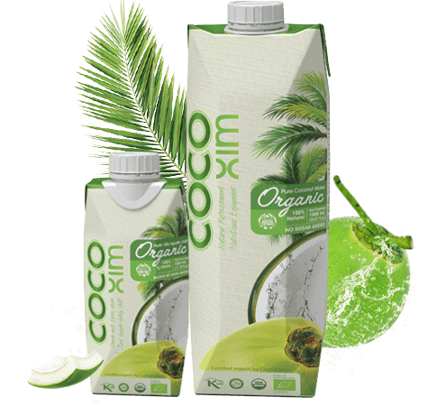 Nước dừa ORGANIC